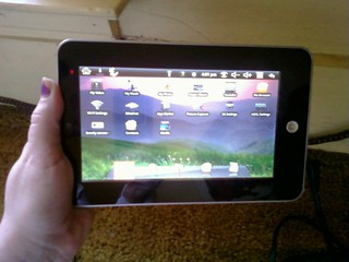 "iRobot MID - 7"" Android tablet 
