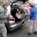 2010 Thanksgiving Meal Distribution at Fort Indiantown Gap