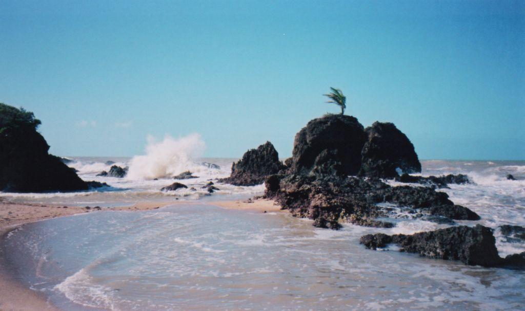 Lookout Beach Tambaba - PB - Brazil