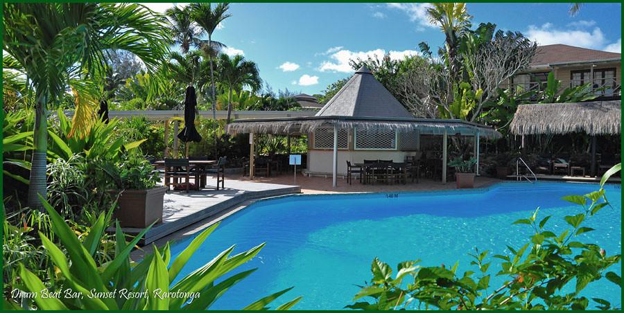 Sunset Resort Rarotonga Dean Mardon Flickr