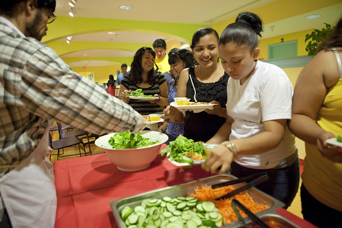 Lunch at Next Step Public Charter School | by DC Central Kitchen