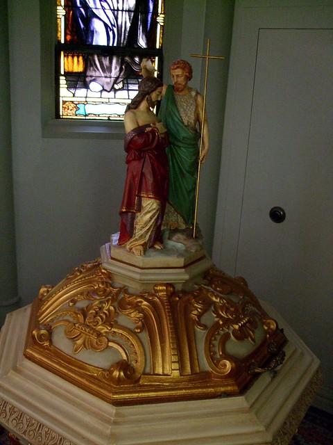 St. John the Baptist Catholic Church, Bradford, IL