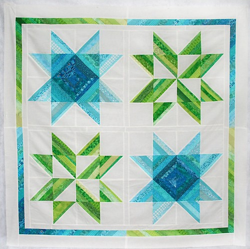 Challenge quilt 01 | by Mama Spark