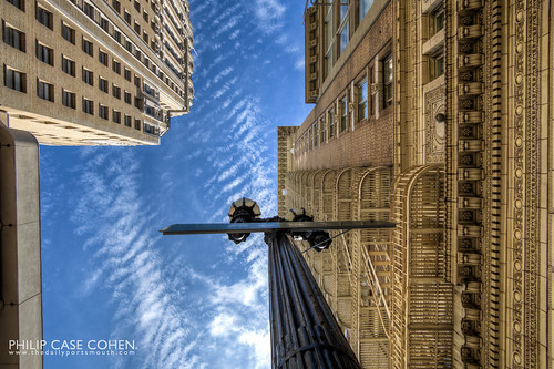 Post On Powell   San Francisco by Philip Case Cohen