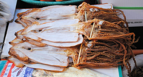 오징어 (Dried Squid)
