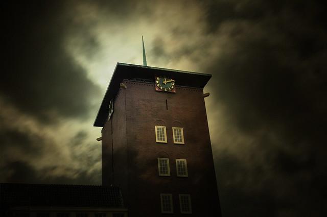 Dark Time....