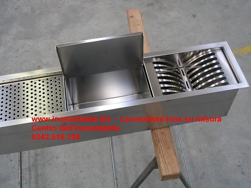 accessori inox cucina casa arredo su misura centro dell