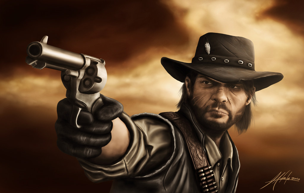 John Marston Red Dead Redemption Www Youtube Com Watch V