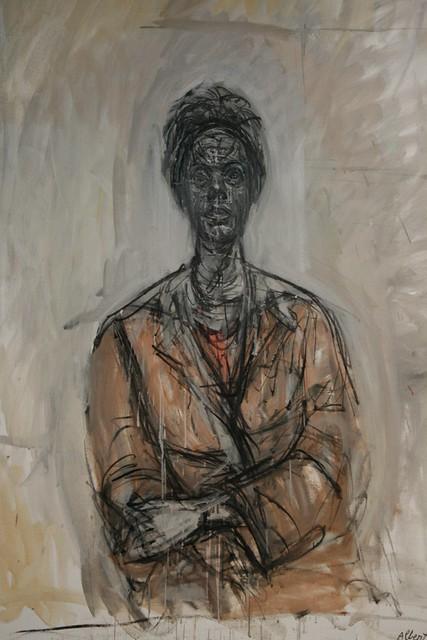Caroline, 1961, Alberto Giacometti