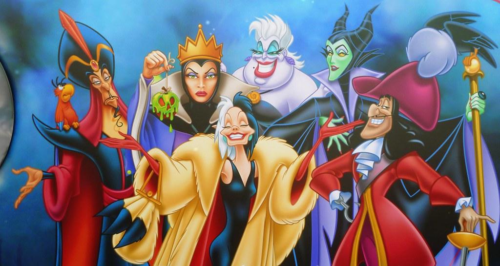Halloween Villains at Disneyland | partyhare | Flickr