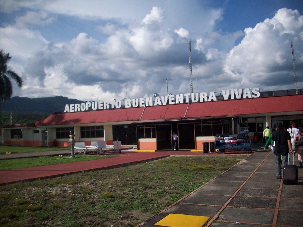 Aeropuerto Buenaventura Vivas Santo Domingo Edo Tachira Flickr