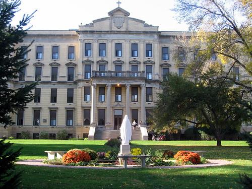Saint Mary's Hall, Saint Mary's University of Minnesota (3)   by Susan WD