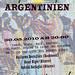 Länderabend N°9 ARGENTINIEN