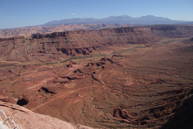 Anticline Overlook - Canyonlands National Park, Utah