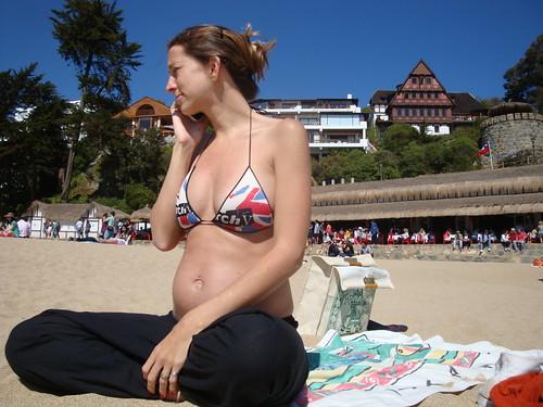 25 semanas de embarazo | by Luz!