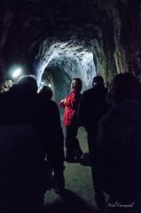 Exploring St. Michael's Cave