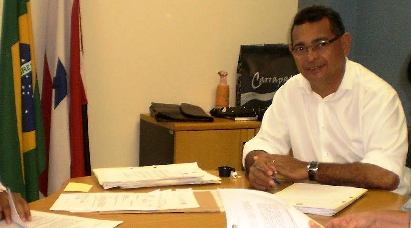 TRF1 marca julgamento que pode impedir a reeleição do prefeito de Monte Alegre, Jardel Vasconcelos, prefeito de Monte Alegre