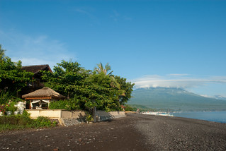 Bali Beach House - Beachfront at low tide | by Jesse Wagstaff