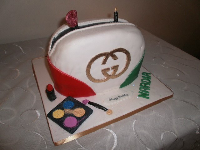 ... Gucci Make up Kit | by Bigs the Baker