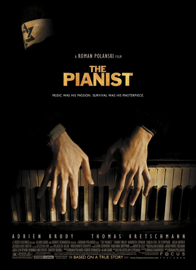 the pianist钢琴家