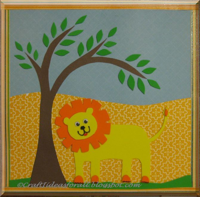 Lion Nursery Wall Art Visit Craft Ideas For All For Detail Flickr