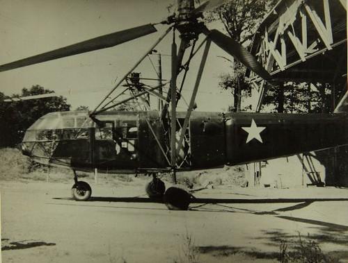 Focke Achgelis (Germany) Fa-223 | by San Diego Air & Space Museum Archives