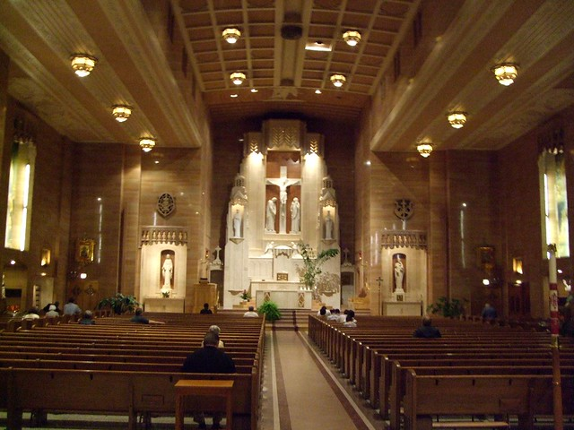 St. Peter's Catholic Church, Chicago Loop, Chicago, IL