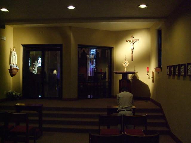 Blessed Sacrament Catholic Church, Adoration Chapel, Sprinfield, IL