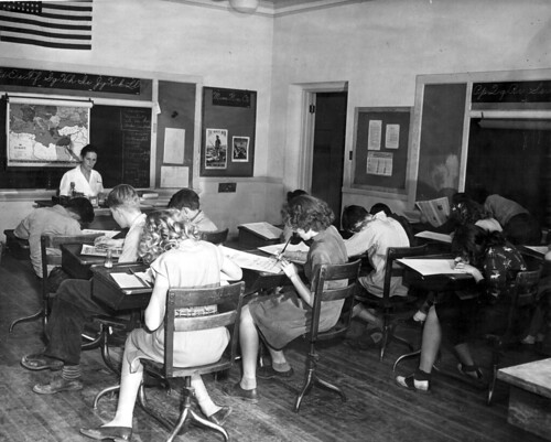 09991 Grand Canyon Historic_  Classroom c. 1960 | by Grand Canyon NPS