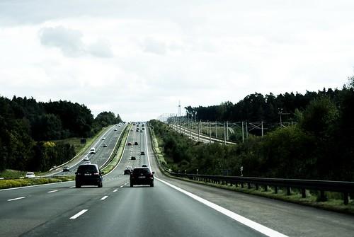 Autobahn | by Michael Förtsch // Zufallsfaktor