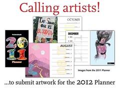 calling-artists by newintjo