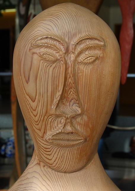 Native Alaskan art at the Egan Center
