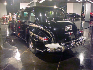 17c 1942 Lincoln - Used by Presidents Franklin Roosevelt and Harry Truman - Automotivated Exhibit (E) | by Kansas Sebastian