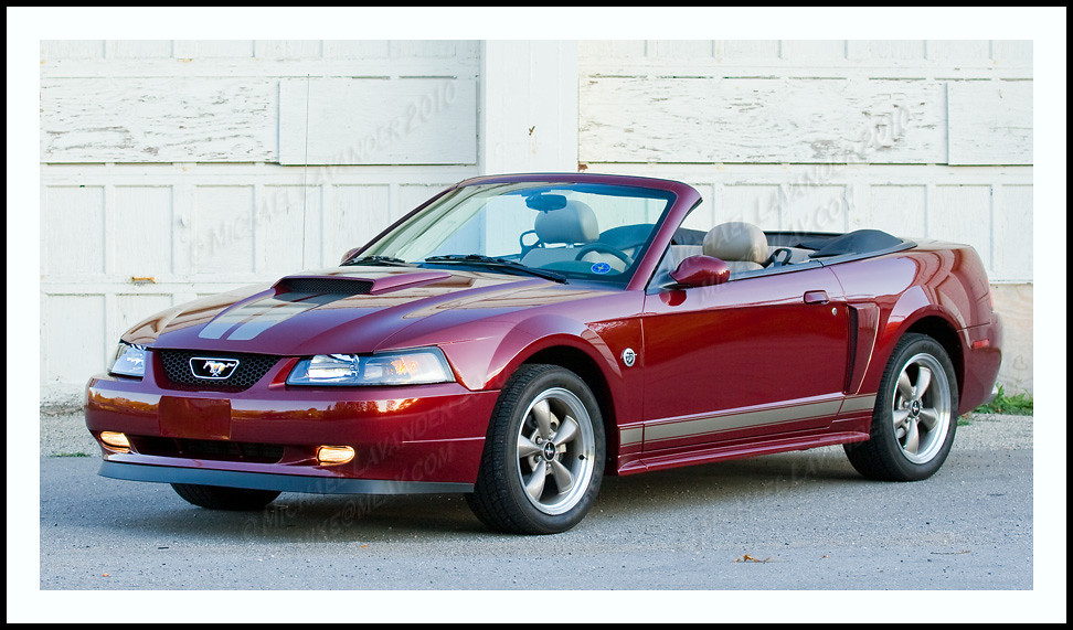 2004 40th Anniversary Mustang Gt Convertible 2004 40th Ann