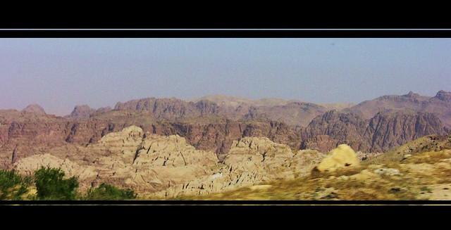 JORDANIEN - Unterwegs zum Wadi Rum