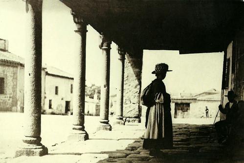 Redondo de Zúñiga. Ávila. Posada de la Feria. Col. Jose Luis Pajares