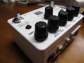 FCGR Quad Sound-Bass Pre AMP #3 | by taiyoh