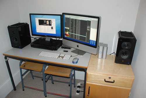 Desktop Audio Upgrade | by Jordanhill School D&T Dept