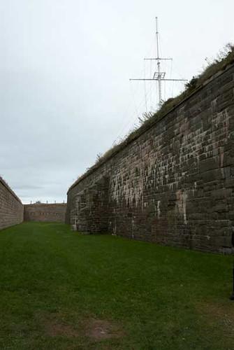 """The Ditch"", Halifax Citadel | by Elizabeth Buie"