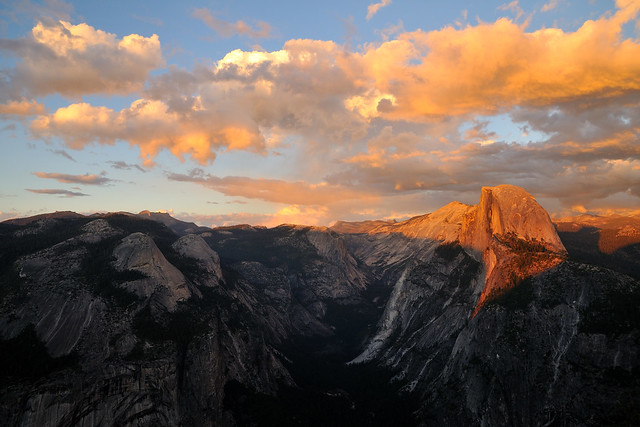 Glacier Point Sunset
