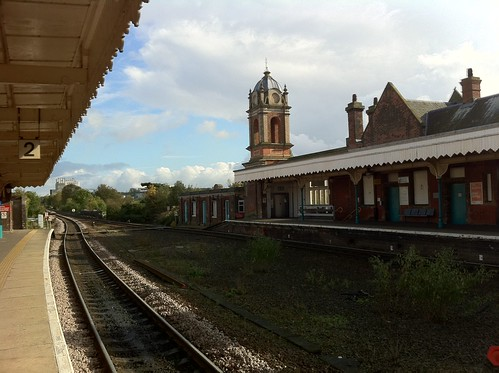 Lovely, if slightly neglected, station at Bury St Edmunds. | by GrahamMcCannCAM
