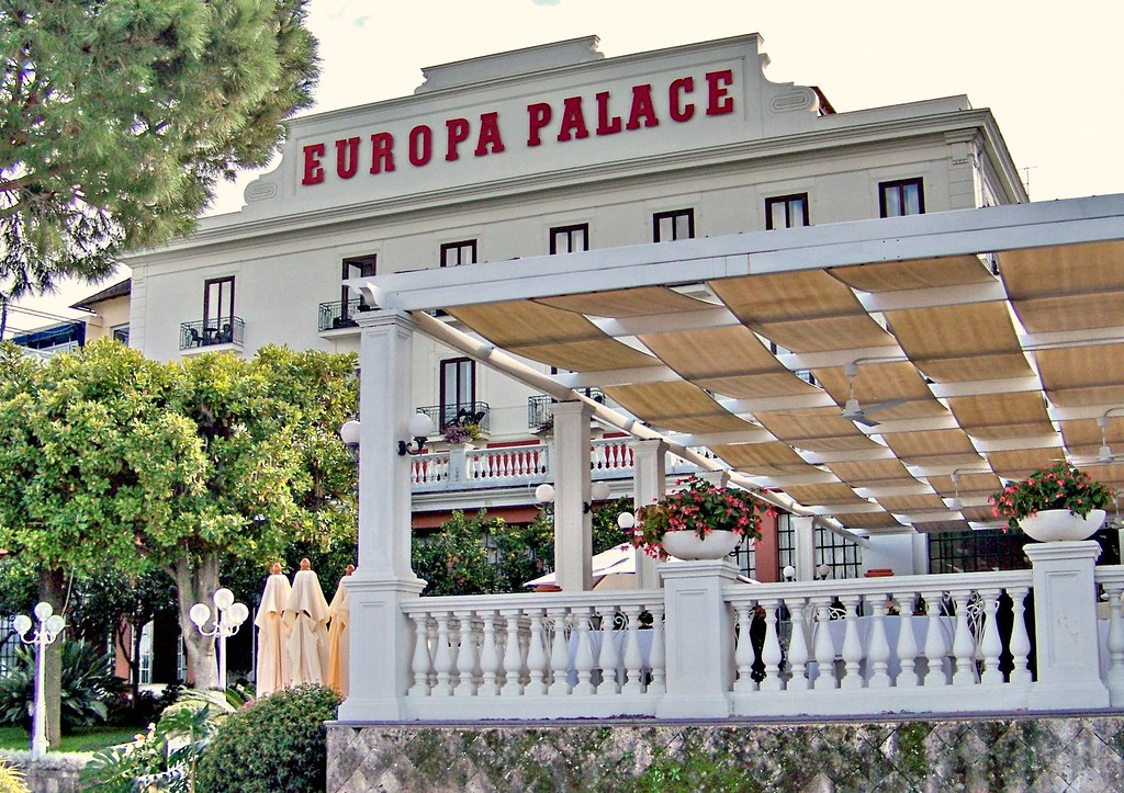 It10cas Grand Hotel Europa Palace Sorrento 2010 Grand Hot Flickr