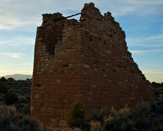 Early Morning at Hovenweep