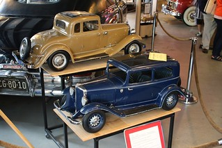 1932 Hudson 1/4 scale models/Yipsilanti Auto Museum | Flickr