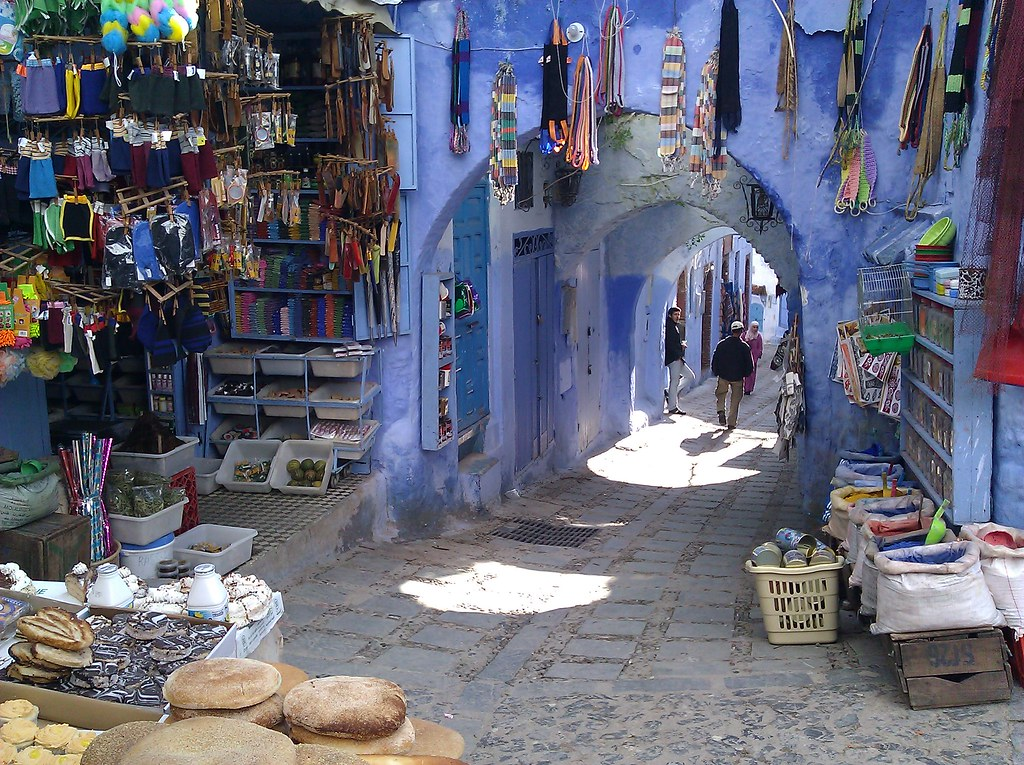 Image result for chefchaouen morocco