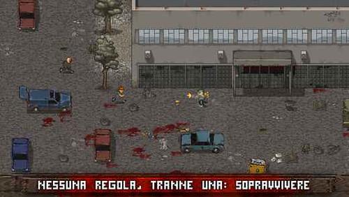 Mini DAYZ - un survival horror in pixel art da provare su iPhone e Android!