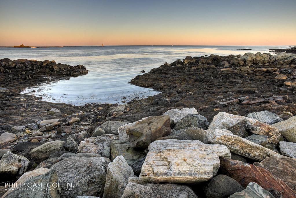 Oceanfront by Philip Case Cohen