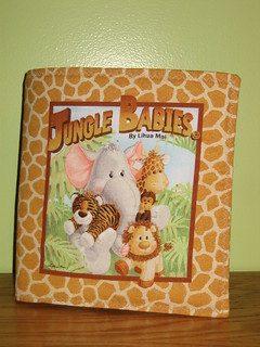 Jungle Babies Soft Book | by pelennor