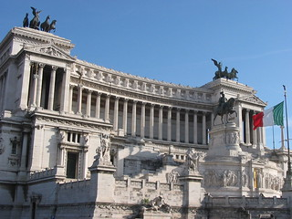 Rome Altar of the Fatherland