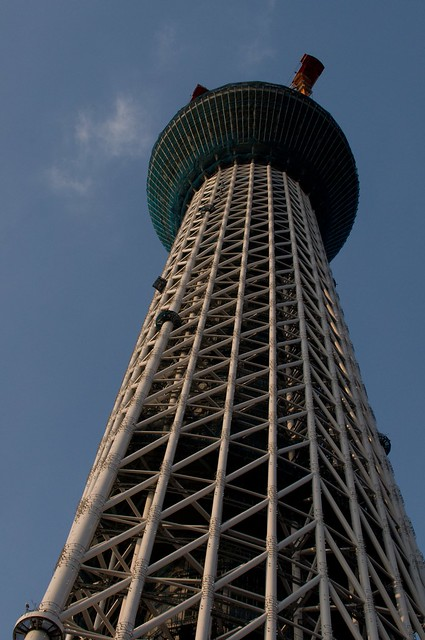TOKYO SKY TREE with D5000